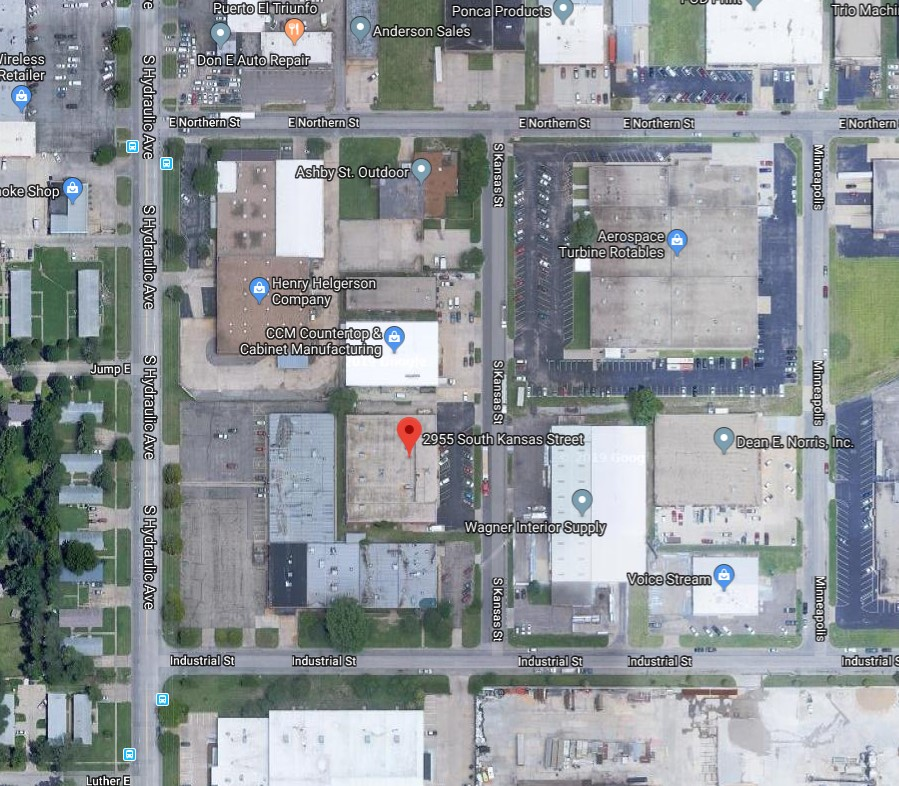 2955 S Kansas Street Wichita Ks W A M Capital Corp